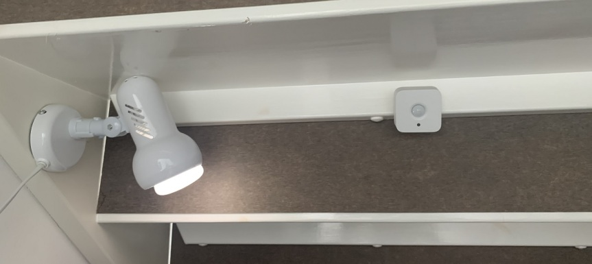 Philips Hue kokemuksia: E27 lamppu jaliiketunnistin
