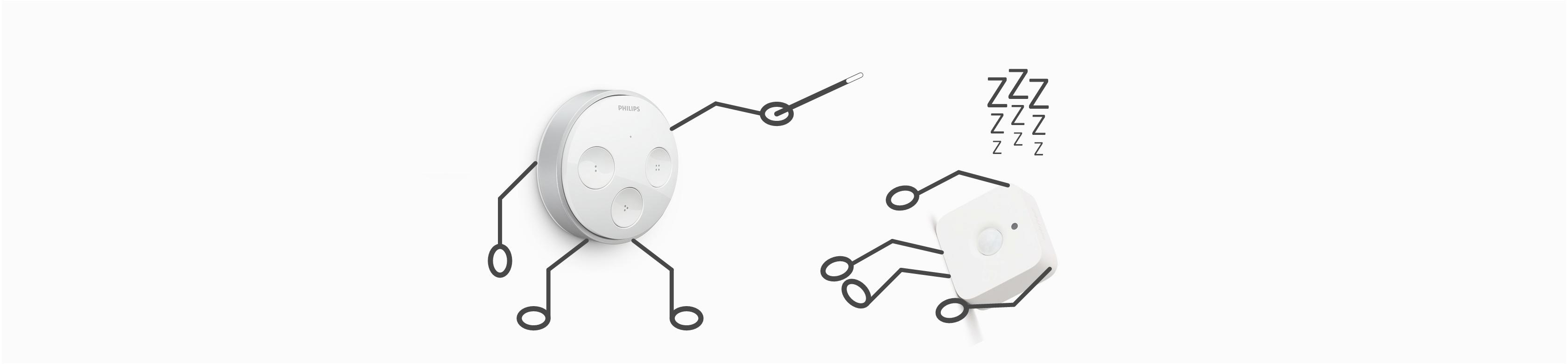 Älyvalot (Smart Lights), Philips Hue, Ikea Trådfri yms.