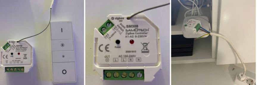 Samotech SM308 älykatkaisin