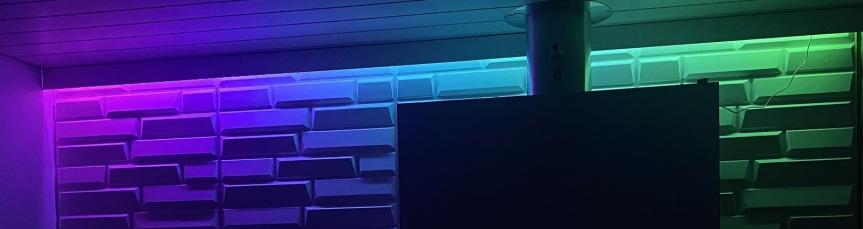 Hue Gradient Lightstrip –Ensipuraisu